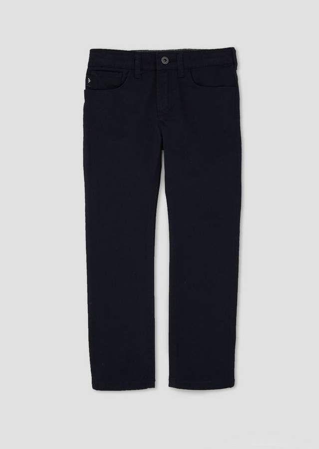 7f95106b Emporio Armani Five-Pocket Trousers In Cotton Gabardine in 2019 ...