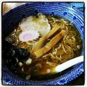 仙台 国分町 節系中華そば 麺や 晴れる家 食べ物のアイデア