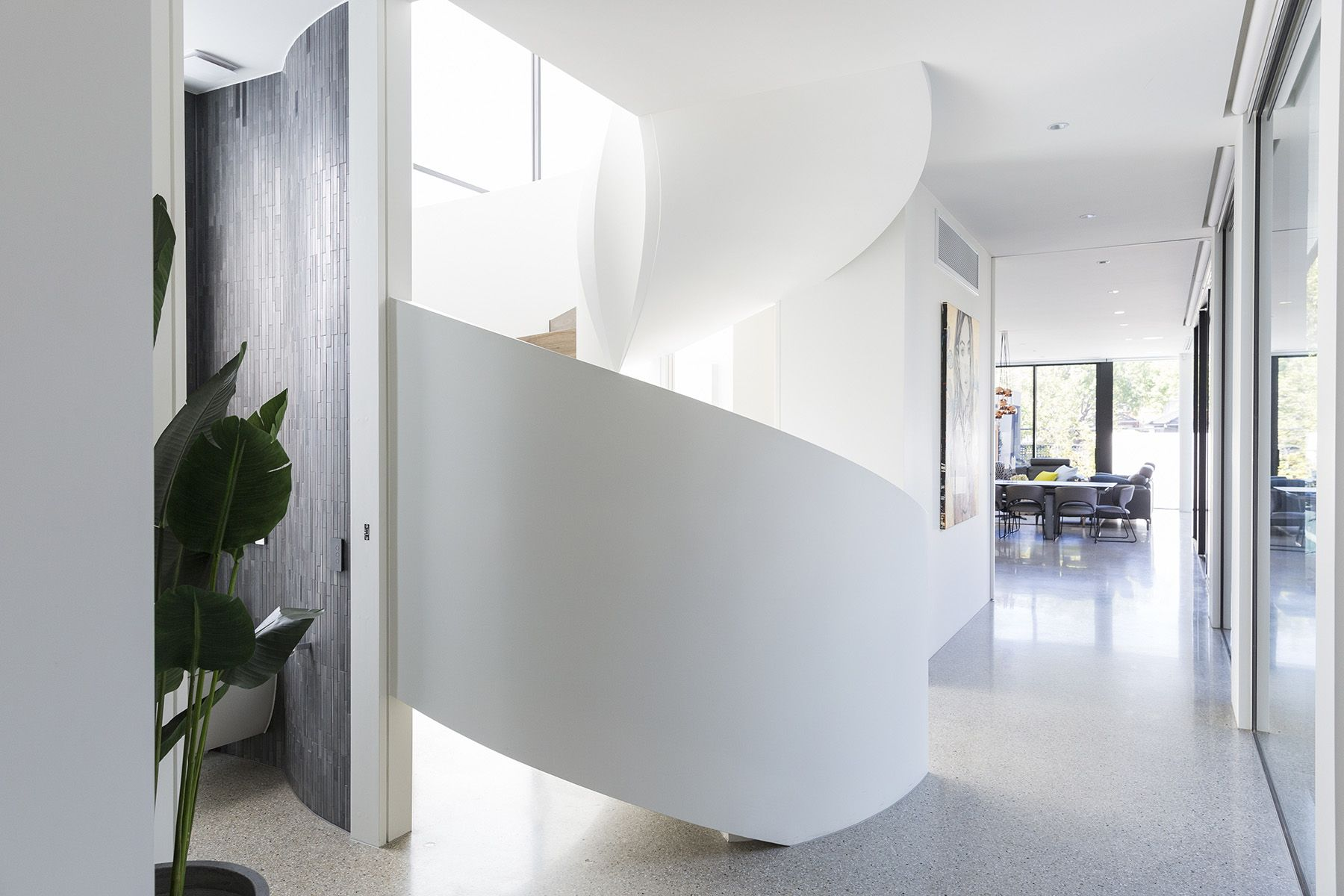 Best Weatherly Grove S A Stairs Concrete Interiors Stairs 400 x 300