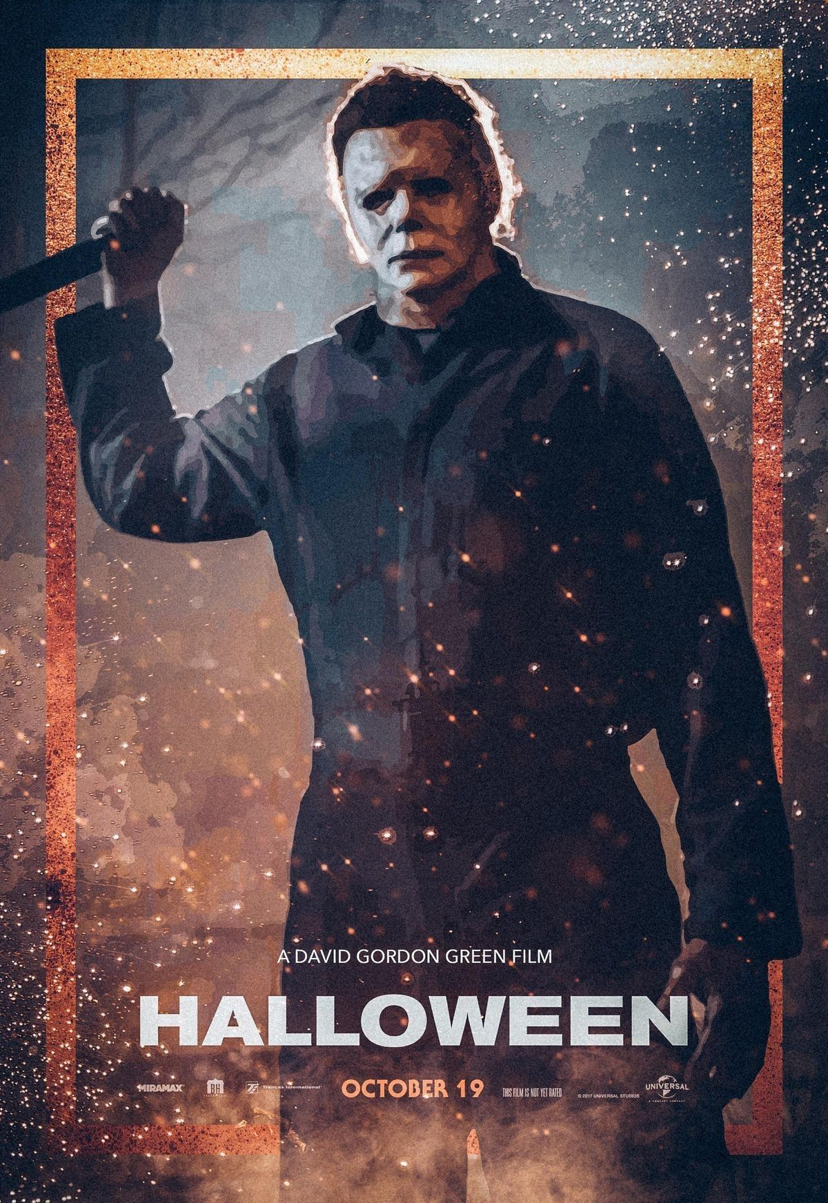Image by Juanita Martinez Lawrence on Michael myers