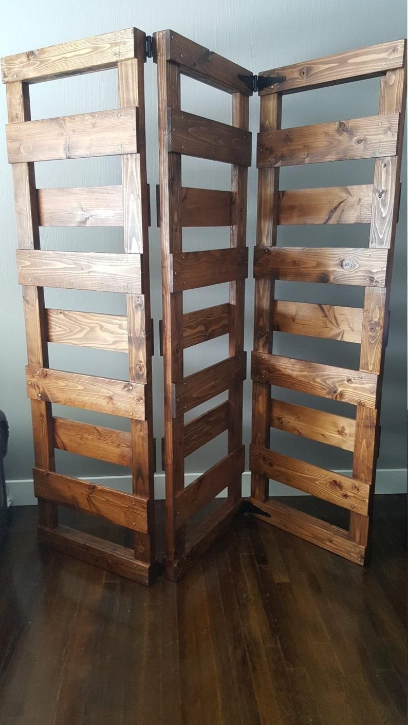 ROOM DIVIDER PANEL WALL IN 2020 WOODEN PALLET PROJECTS