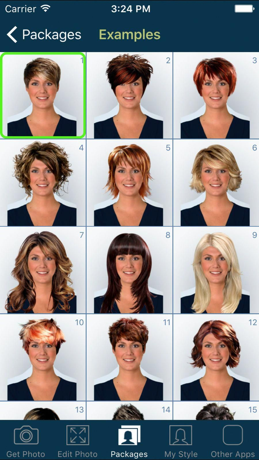 Marvelous Hairstyle Try On Iosentertainmentappapps Schematic Wiring Diagrams Phreekkolirunnerswayorg
