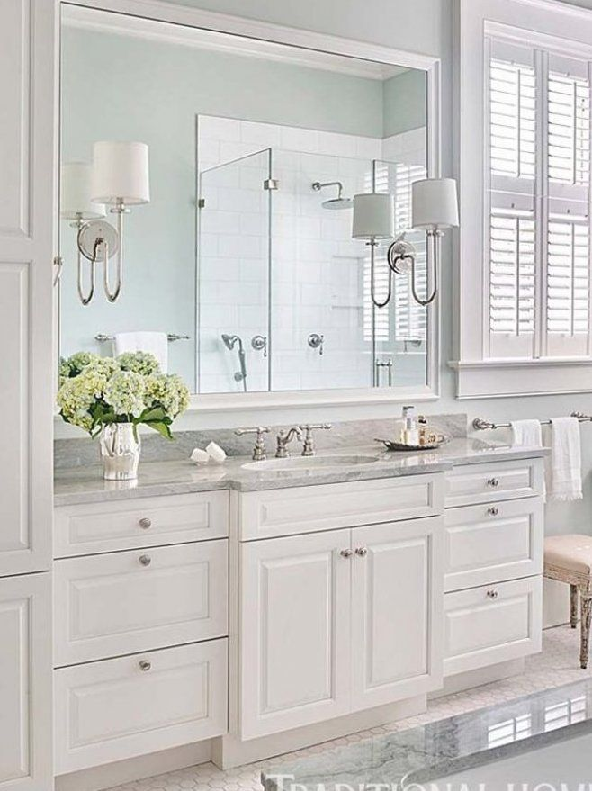 53 Most Fabulous Traditional Style Bathroom Designs Ever Decoratingstyles Dec In 2020 Traditional Bathroom Traditional Bathroom Designs Traditional Bathroom Lighting