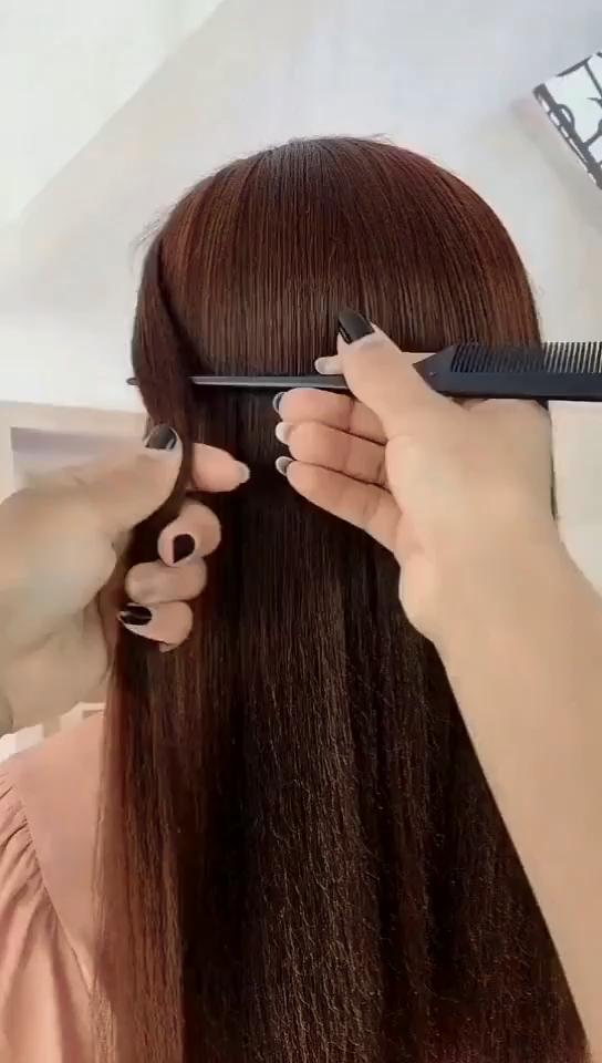 Hair Style Idea 2020 In 2020 Easy Hairstyles Hair Styles Hair