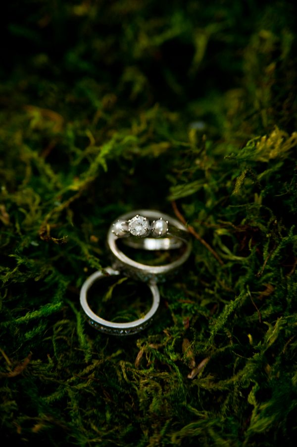 Peter Pan Wedding Inspiration Engagement Ring Shots