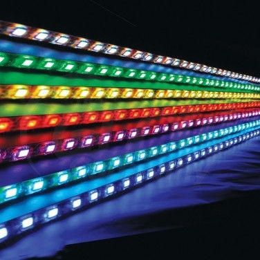 Led strip lights set build inspiration pinterest led strip lights aloadofball Images