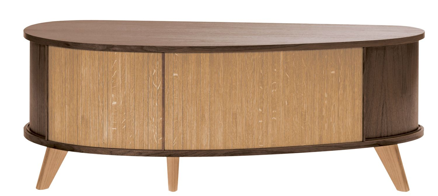 Heal's | Flow Sideboard by Kay + Stemmer - Sideboards - Shelving & Storage - Furniture: A very reasonable £2295...w145, d53, h58