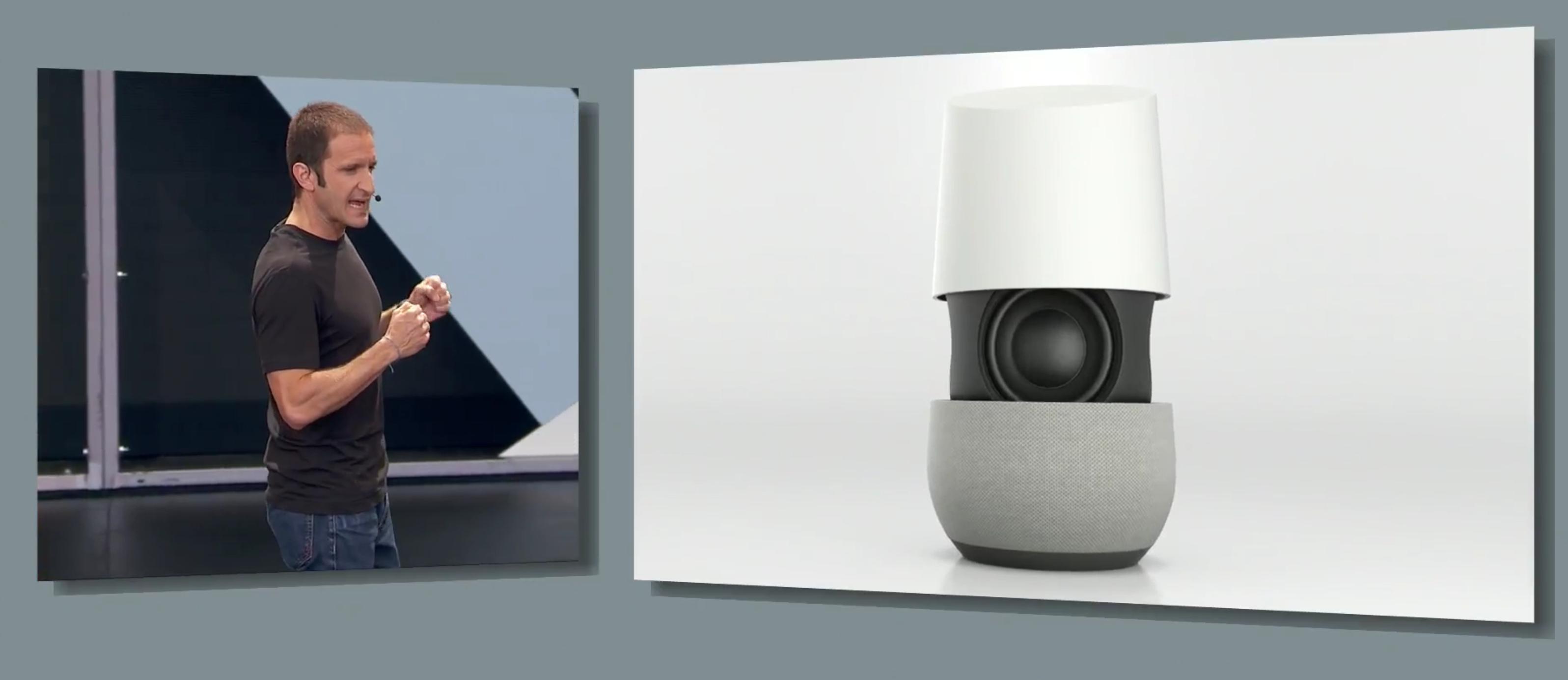 Google Home: um um novo assistente pessoal para a casa - http://www.showmetech.com.br/google-home-um-um-novo-assistente-pessoal-para-casa/