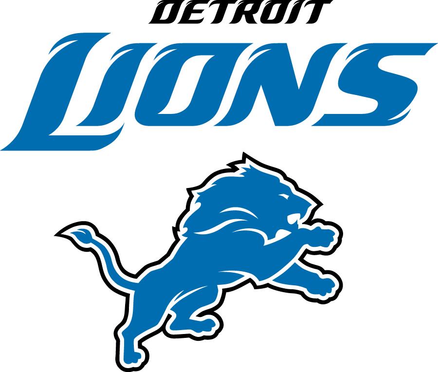 Detroit Lions Alternate Logo 2009 2016 Sportslogos Net Detroit Lions Logo Lions Detroit Lions