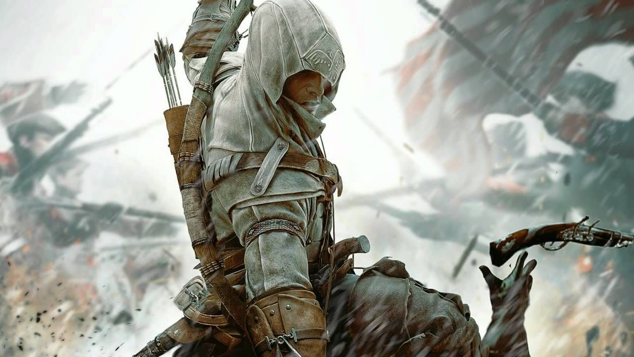 Assassin's creed 20   Rise Trailer music HQ [Peter Gabriel   My ...