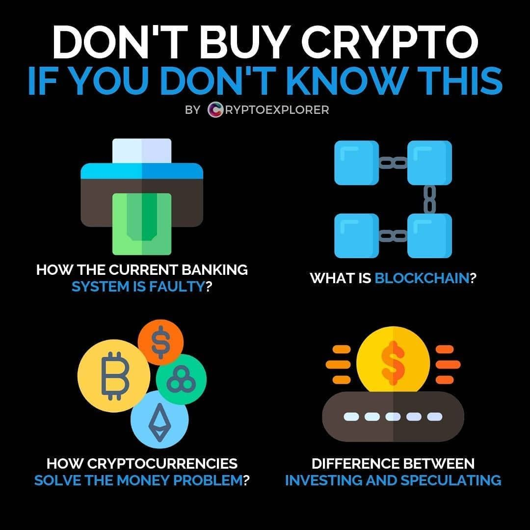 investing and trading cryptocurrency