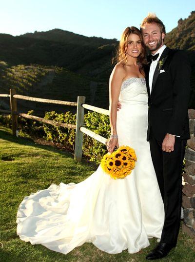 Twilights Nikki Reed American Idol S Paul Mcdonald Wedding
