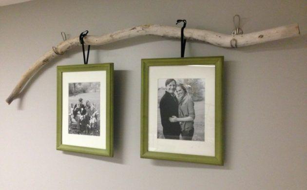 fotowand gestalten oder wie man mit familienbildern dekoriert wohnzimmer pinterest. Black Bedroom Furniture Sets. Home Design Ideas