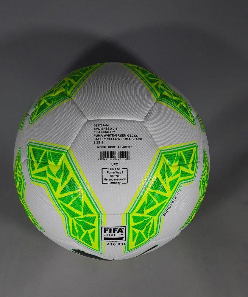 49b25b0b74cb Puma Evospeed 2.5 Hybrid Soccer Ball Size 5  Puma