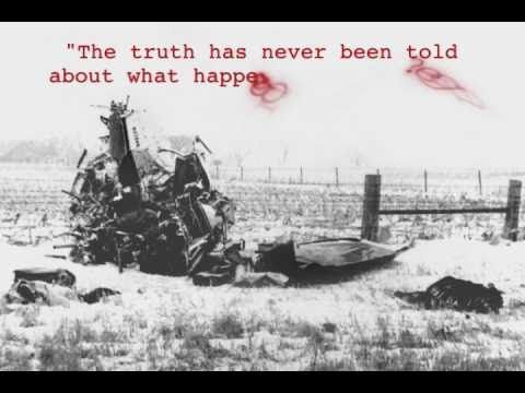 Truth of 1959 plane crash killing Buddy Holly, Ritchie Valens, and