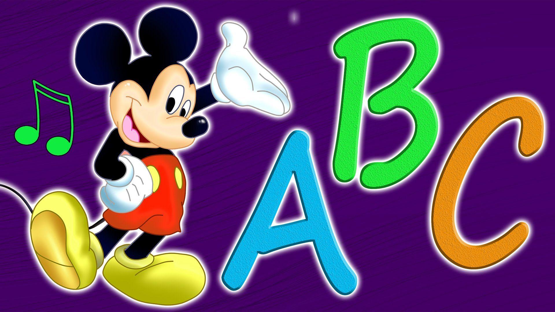 alphabet song in spanish   spanish ABC songs for children