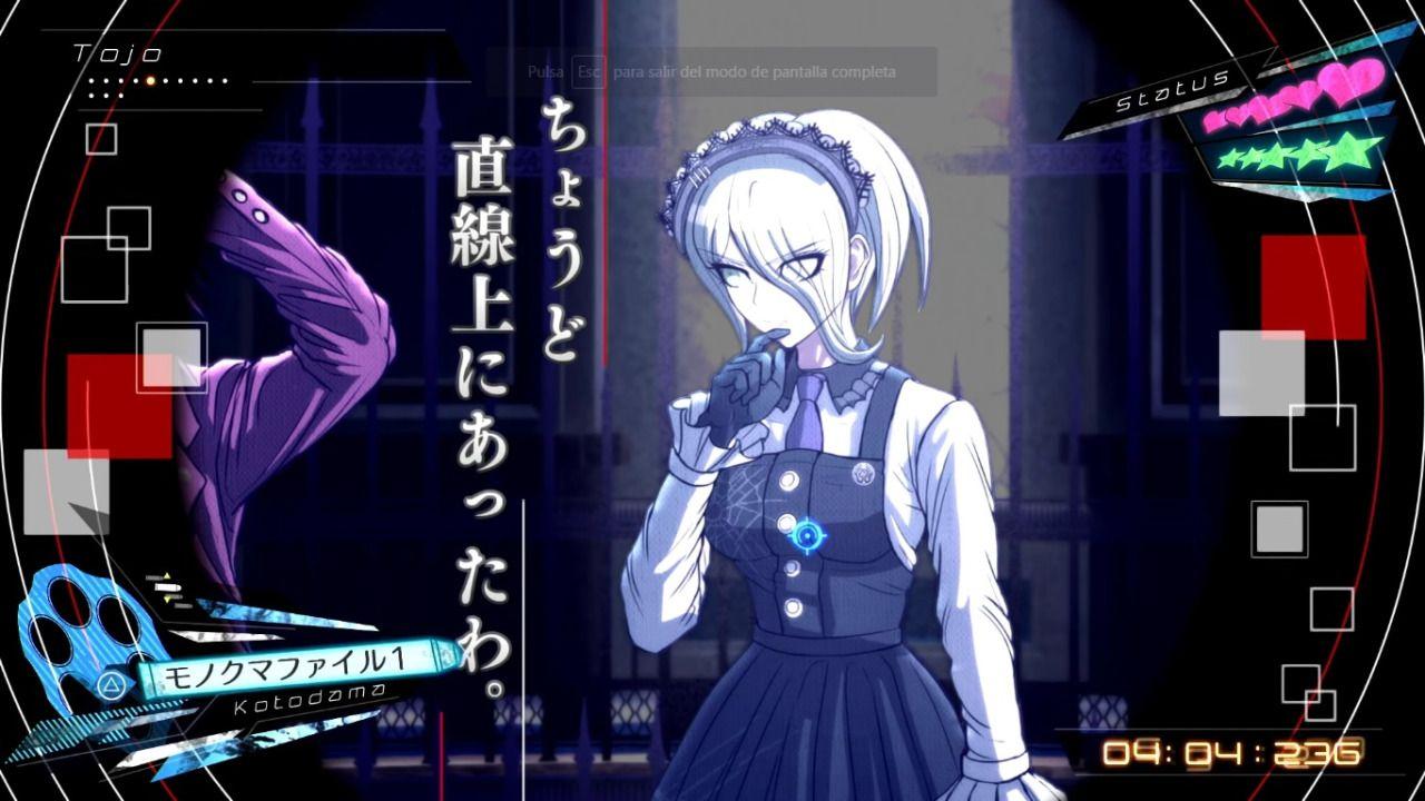 Tercer vídeo de personajes del juego New Danganronpa V3: Minna no Koroshiai Shin Gakki.