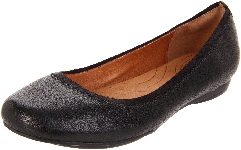 Amazon.com: indigo by Clarks Women's Plush Dot Flat: Shoes