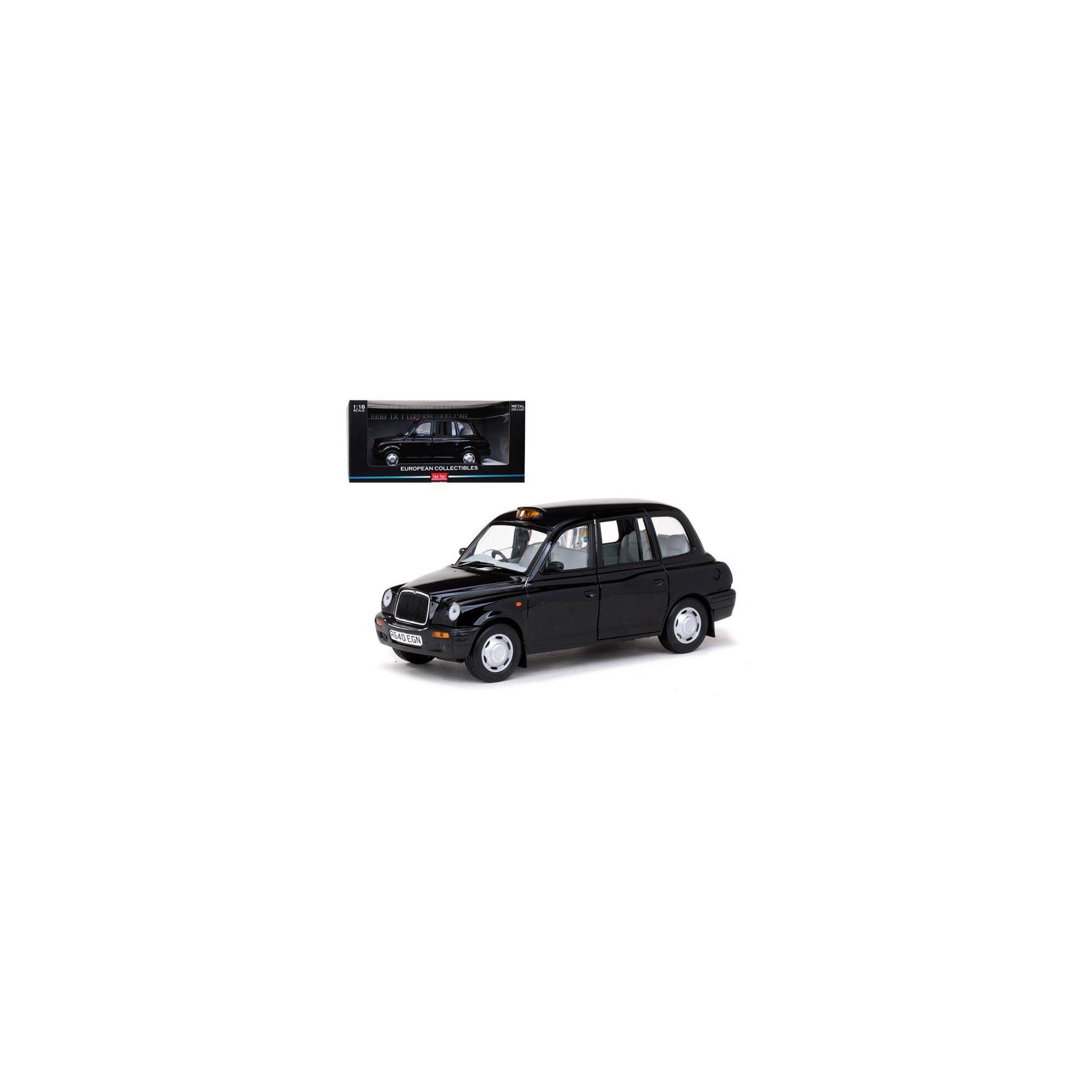 Hausdesign mit vier schlafzimmern  london taxi cab black  diecast model car by sunstar in