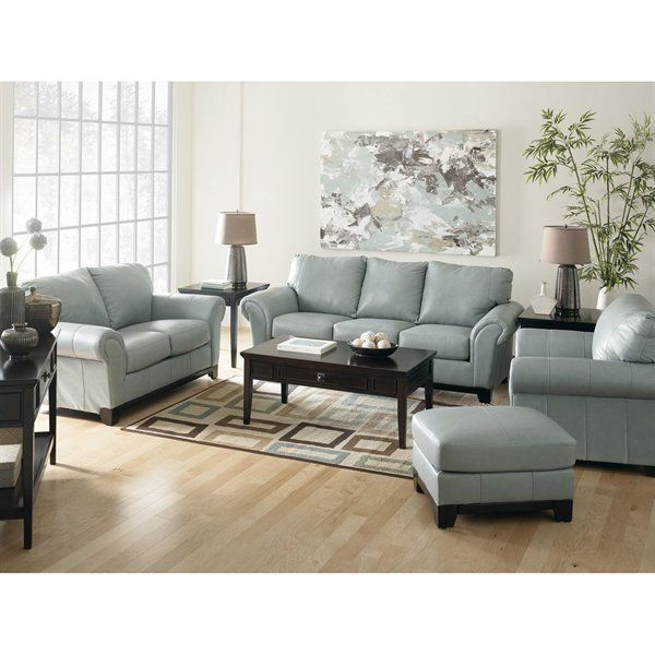 Leather Sectional Sofas Charlotte Nc: Signature Design By Ashley 9960 Allendale Sofa