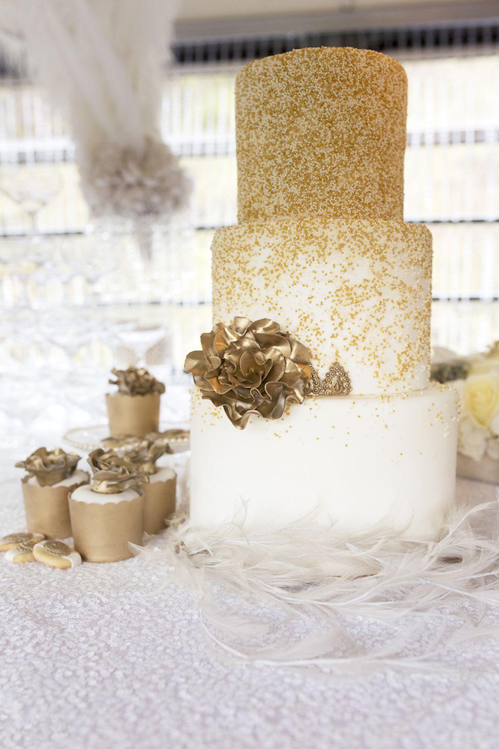 88 Luxurious Glitter Wedding Theme Ideas | Theme ideas and Weddings
