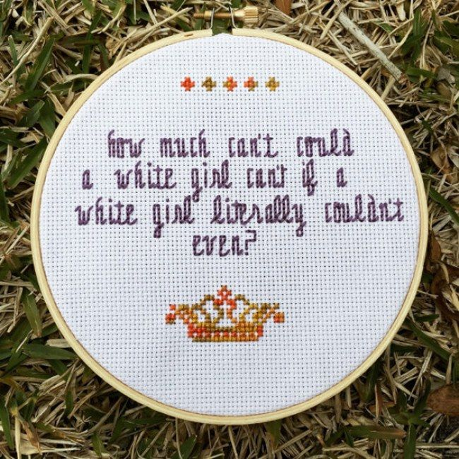50 Cross Stitch Patterns To Show Off Your Personality | Dulces ...