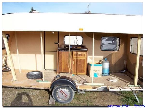 restauration d 39 une gruau tradition 45 dt de 1986 caravanes d co pinterest caravane deco. Black Bedroom Furniture Sets. Home Design Ideas