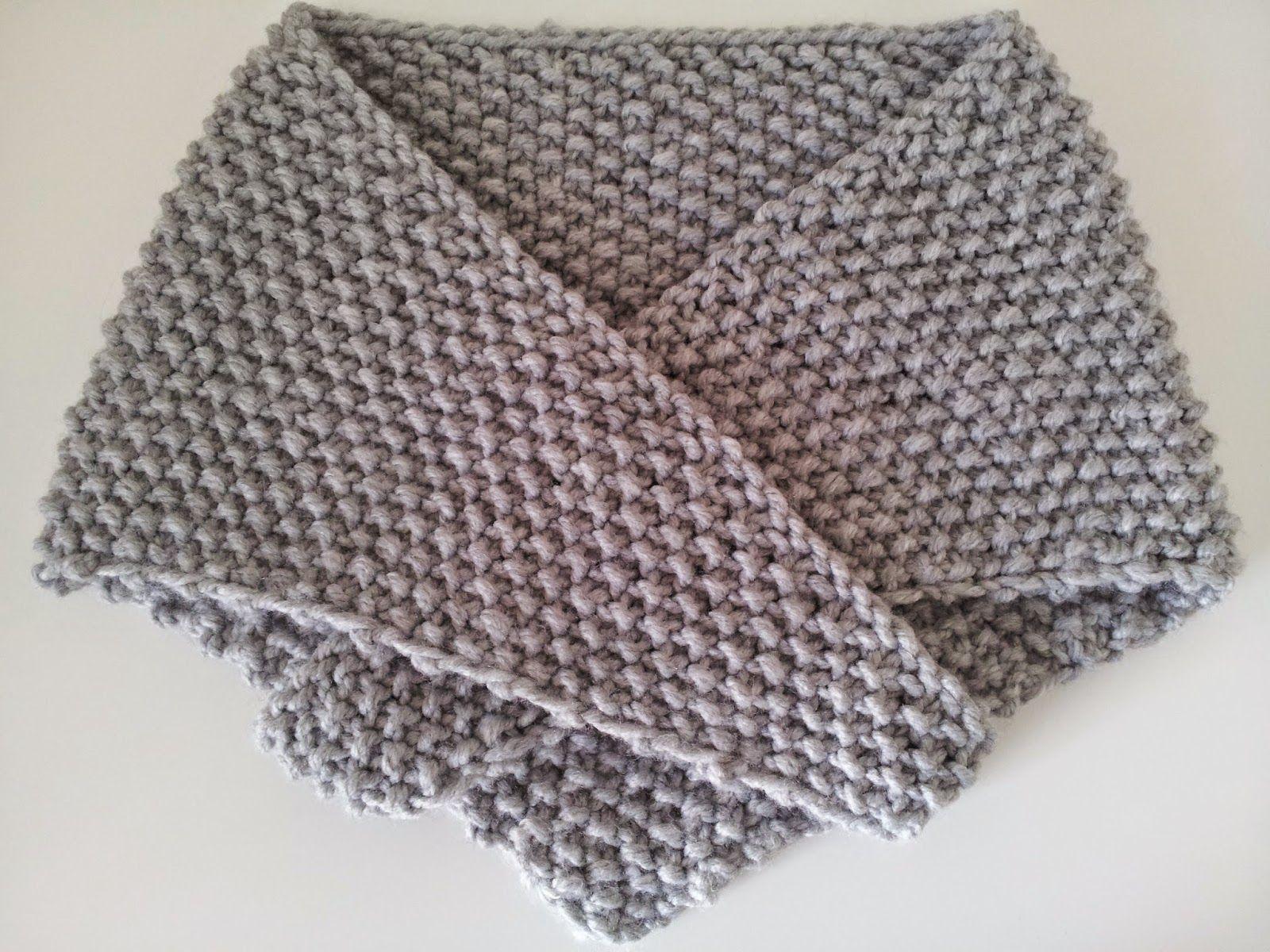 43 toquilla de ni a en punto de arroz shawl for girl - Labores de punto de media ...