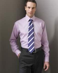 calça social cinza com camisa listrada rosa - Pesquisa Google