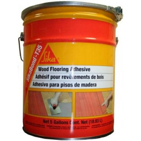 Sikabond T35 May Be Used To Bond All Engineered Acrylic Impregnated Wood Floors Cork