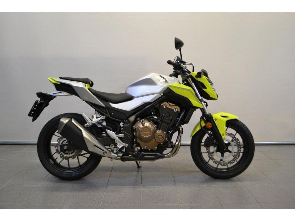 เผยแล้วอย่างเป็นทางการ Honda CB500 F ใหม่