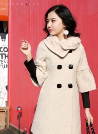 N402-5099 new winter fashion distinctive lapel coats woman j,  Outerwear, N402-5099 new winter fashion distinctive lapel, Eco Friendly