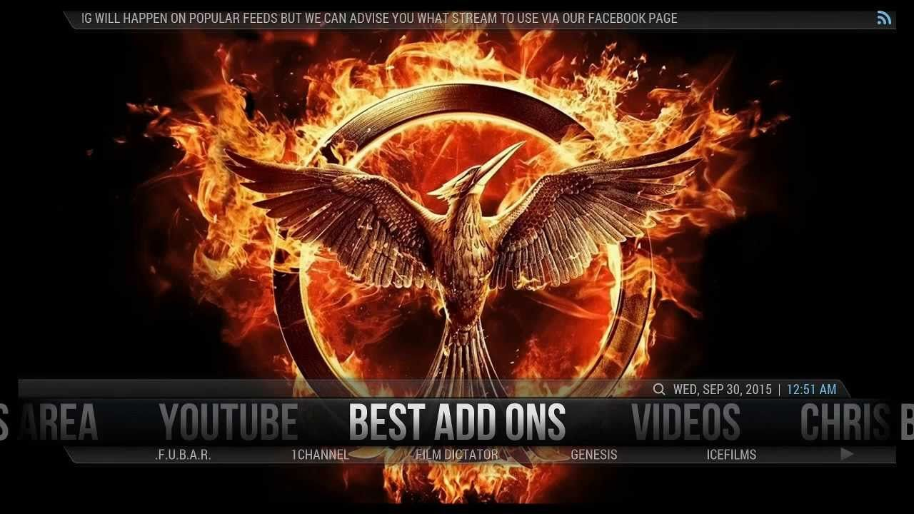 Newest 1 Click Wizard The Beast Kodi Xbmc Free Tv Free Movies Hunger Games Wallpaper Hunger Games Mockingjay Hunger Games