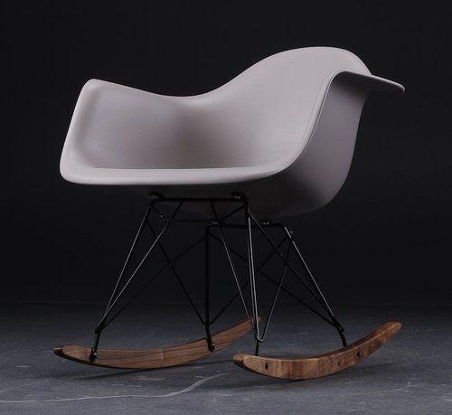 Eames Molded Rocker Eames rocking chair, Eames rocker, Eames