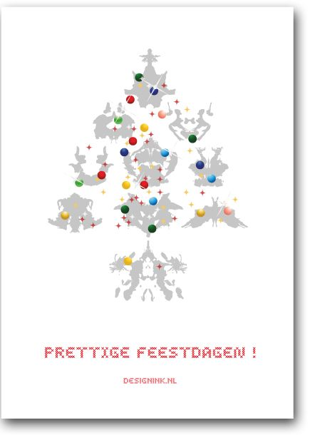 Pseudo-scientific seasons greetings for clients and friends. Ten ...