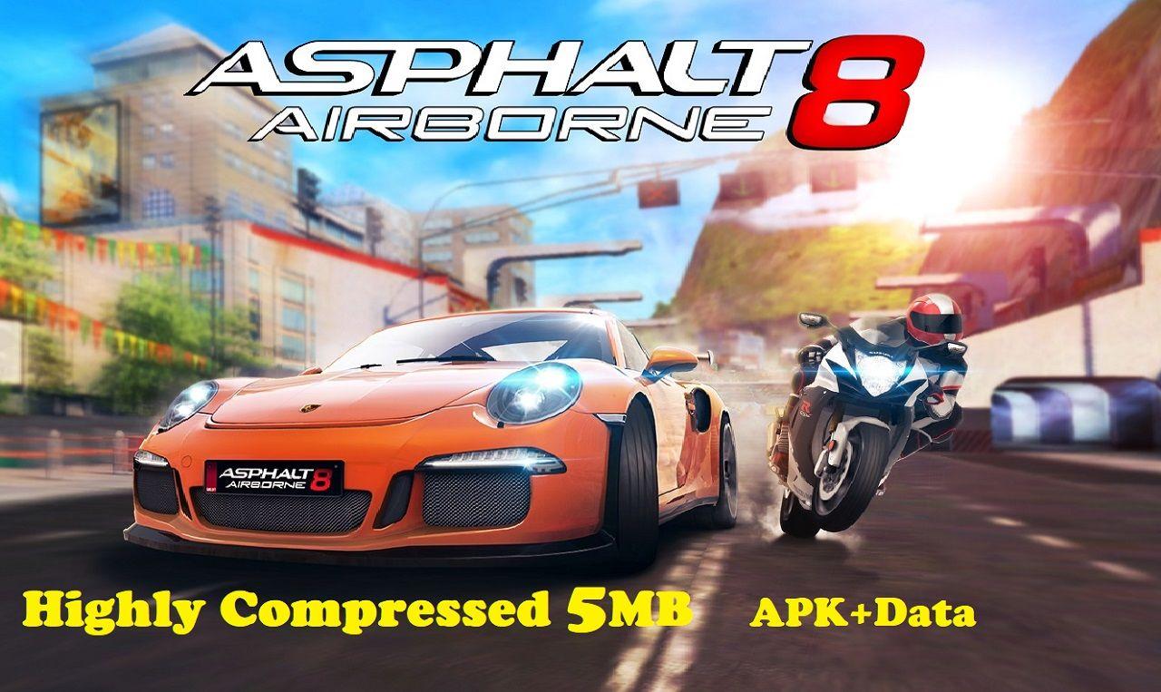 asphalt 8 airborne apk data