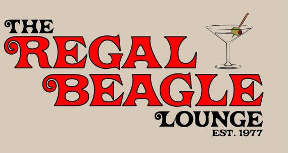 aa70b70c5cb THE REGAL BEAGLE T-shirt - Three s Company  John Ritter