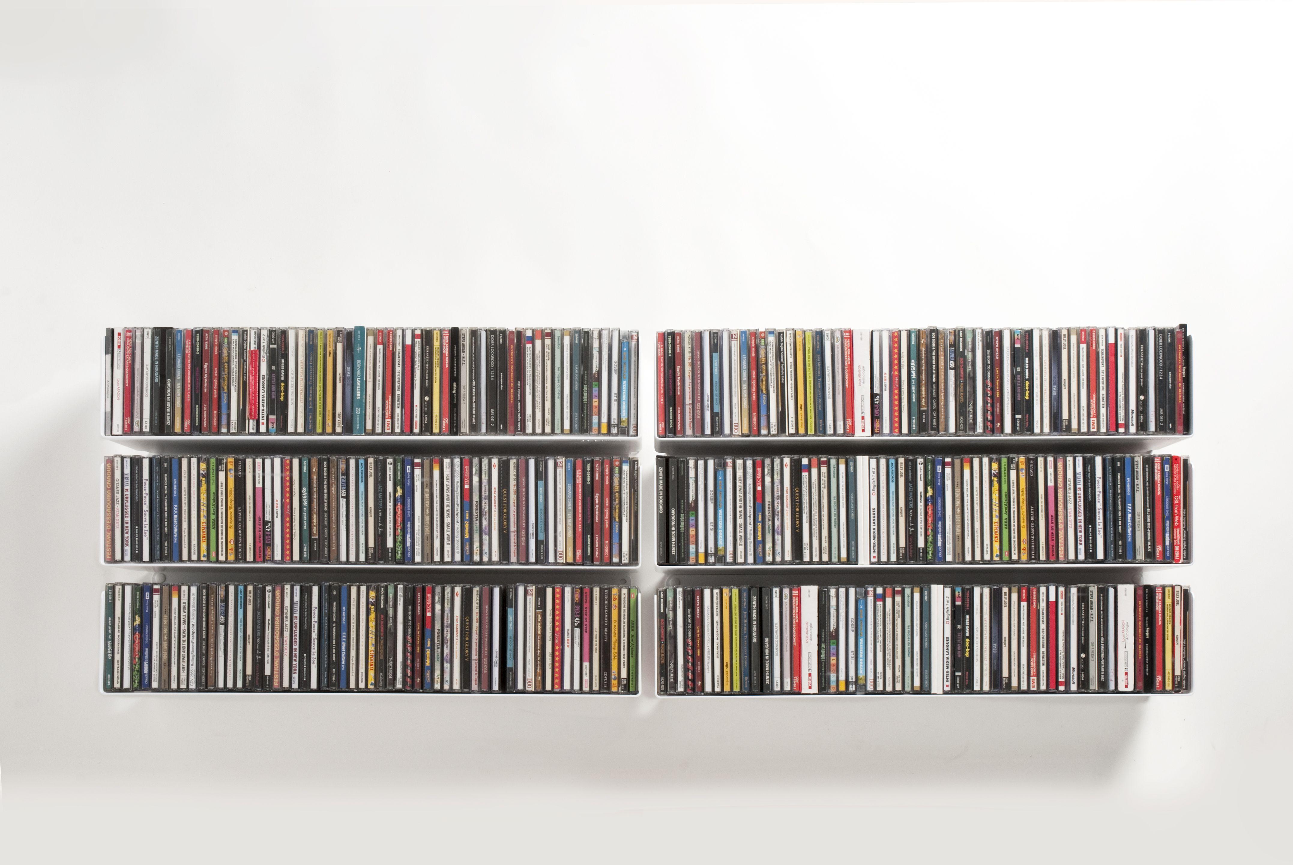pin op etageres range cd decoration