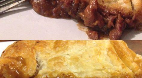Chunky Steak Pie | Steak pie