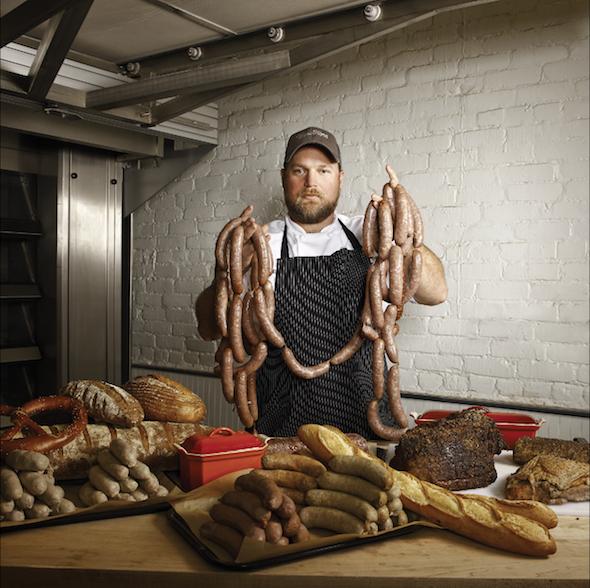 Chef Drew Curren