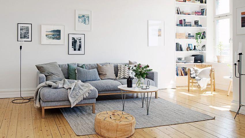 Arsenalsgatan a apartment by alvhem mäkleri interior