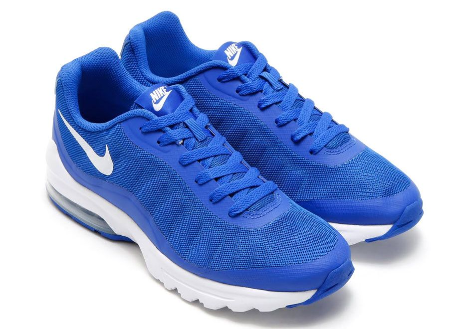 5ac3848cf5 Nike Air Max Invigor: Blue | •Kicks • | Nike, Nike Air Max, Sneakers ...