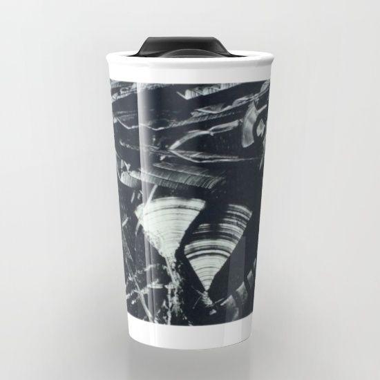 As Only I Can See Travel Mug https://society6.com/sabreeeneee