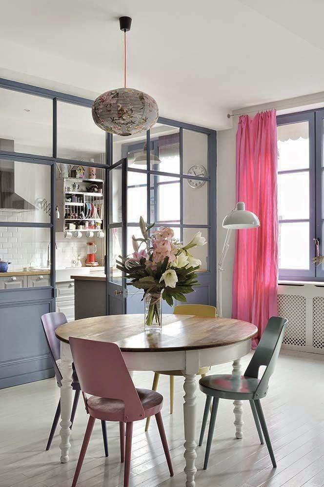 mesa redonda - round table | Interiorismo | Pinterest | Mesa redonda ...