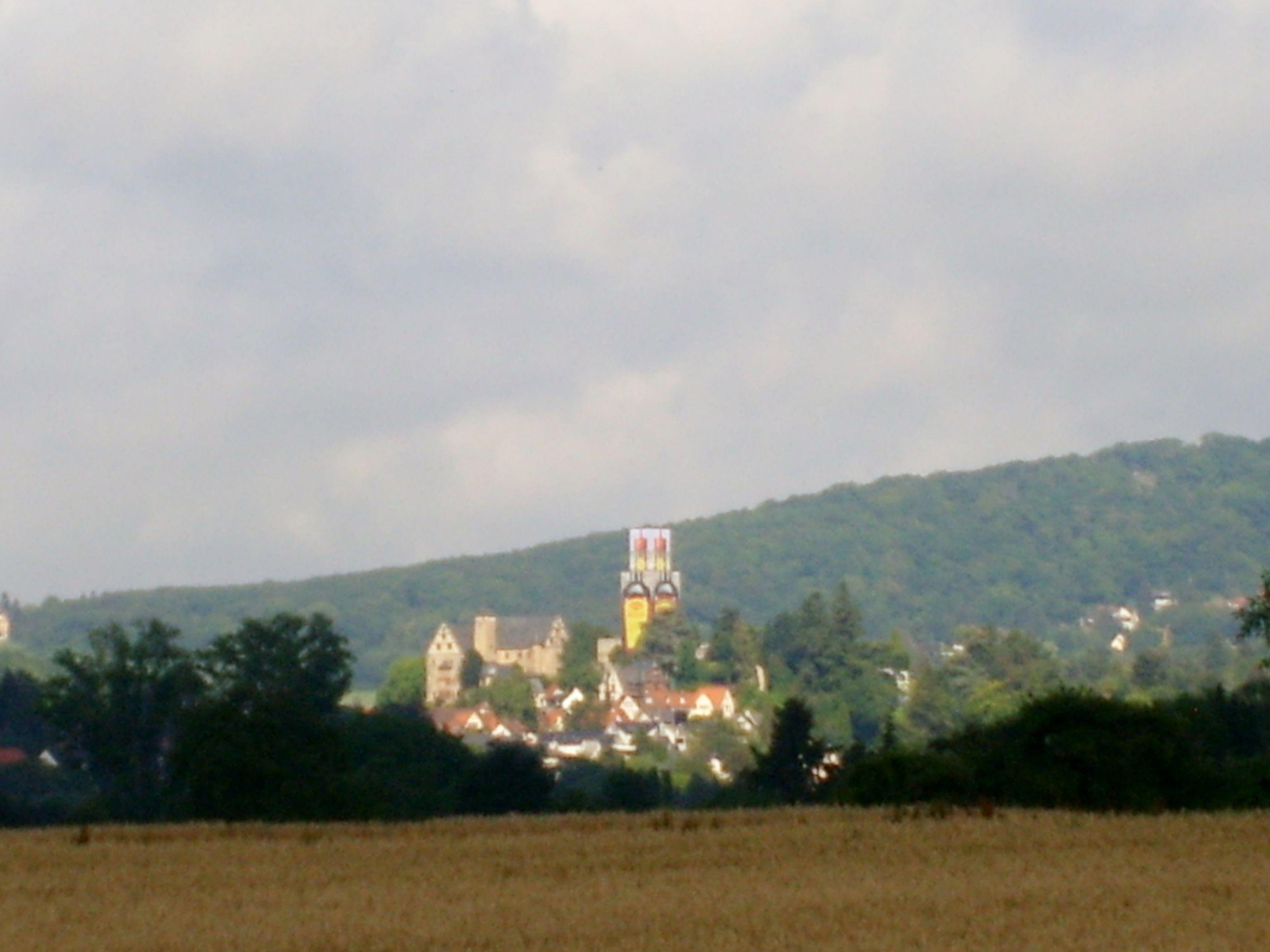 Oberhoechstadt