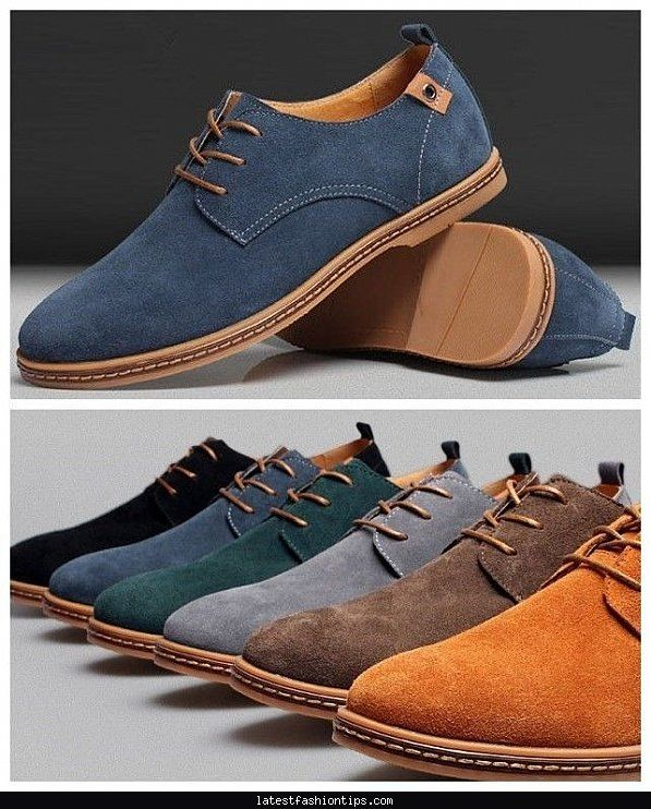 leather oxford shoes, Mens casual dress
