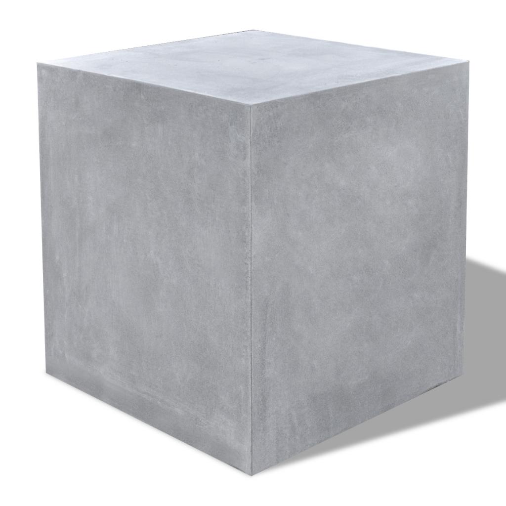 Couchtisch aus beton betontisch betonm bel hocker haus pinterest m bel couchtisch und hocker - Betontisch wohnzimmer ...