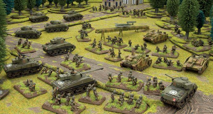 Flames of War | Flames of War... | Etre en anglais