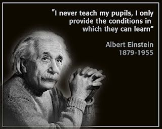 German Physicist Theory of Relativity Albert Einstein Quotation Fridge Magnet