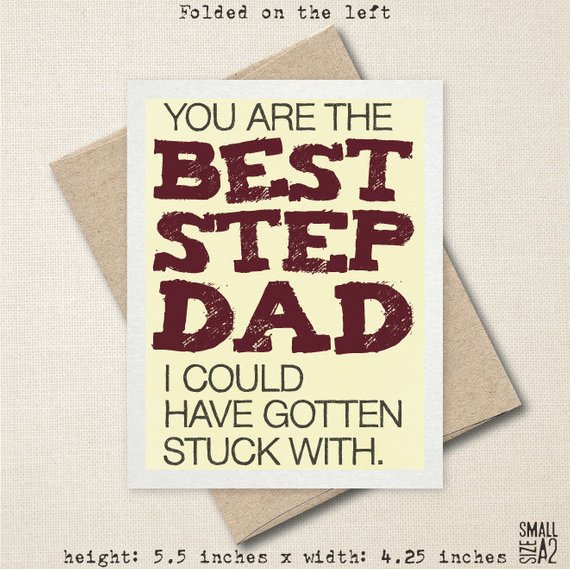 Youre The Best Step Dad